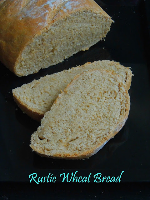 Rustic Wheat Bread