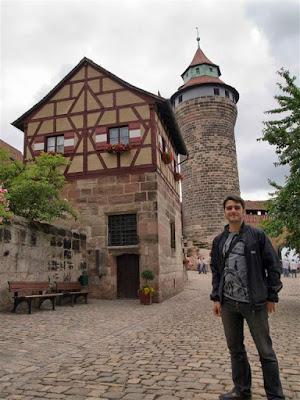Castillo de Núremberg - Casa del pozo y Torre Sinwell