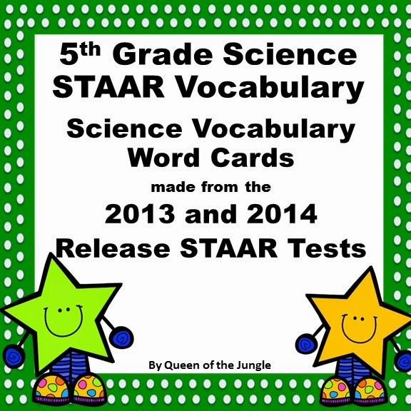 https://www.teacherspayteachers.com/Product/STAAR-Science-Vocabulary-5th-Grade-1659381