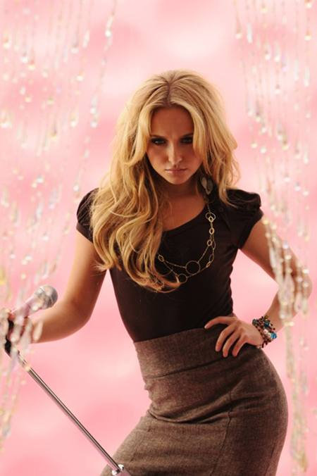 Spice For All: Hayden Panettiere - Candies Ad Campaign ...