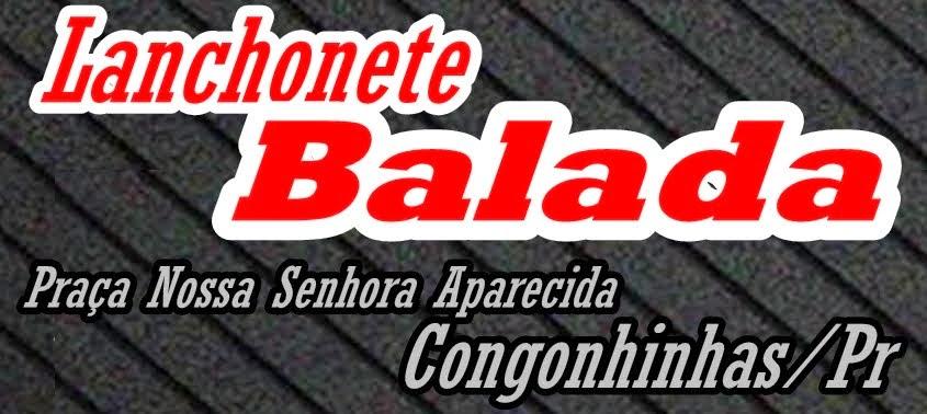 Lanchonete Balada