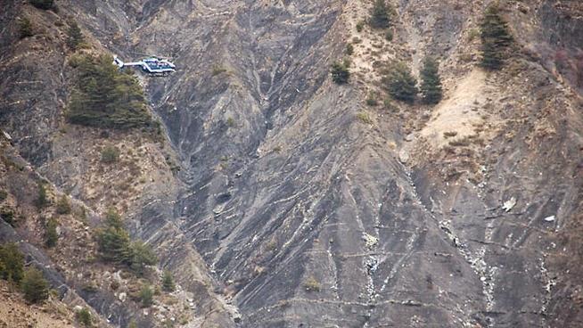 Tres mexicanos iban en el avión estrellado en los Alpes de Francia