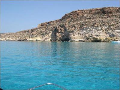 La Isla Lampedusa - Italia