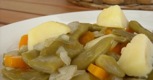 Jud as verdes con olla express no s lo cocina de infanter a - Judias verdes en olla express ...