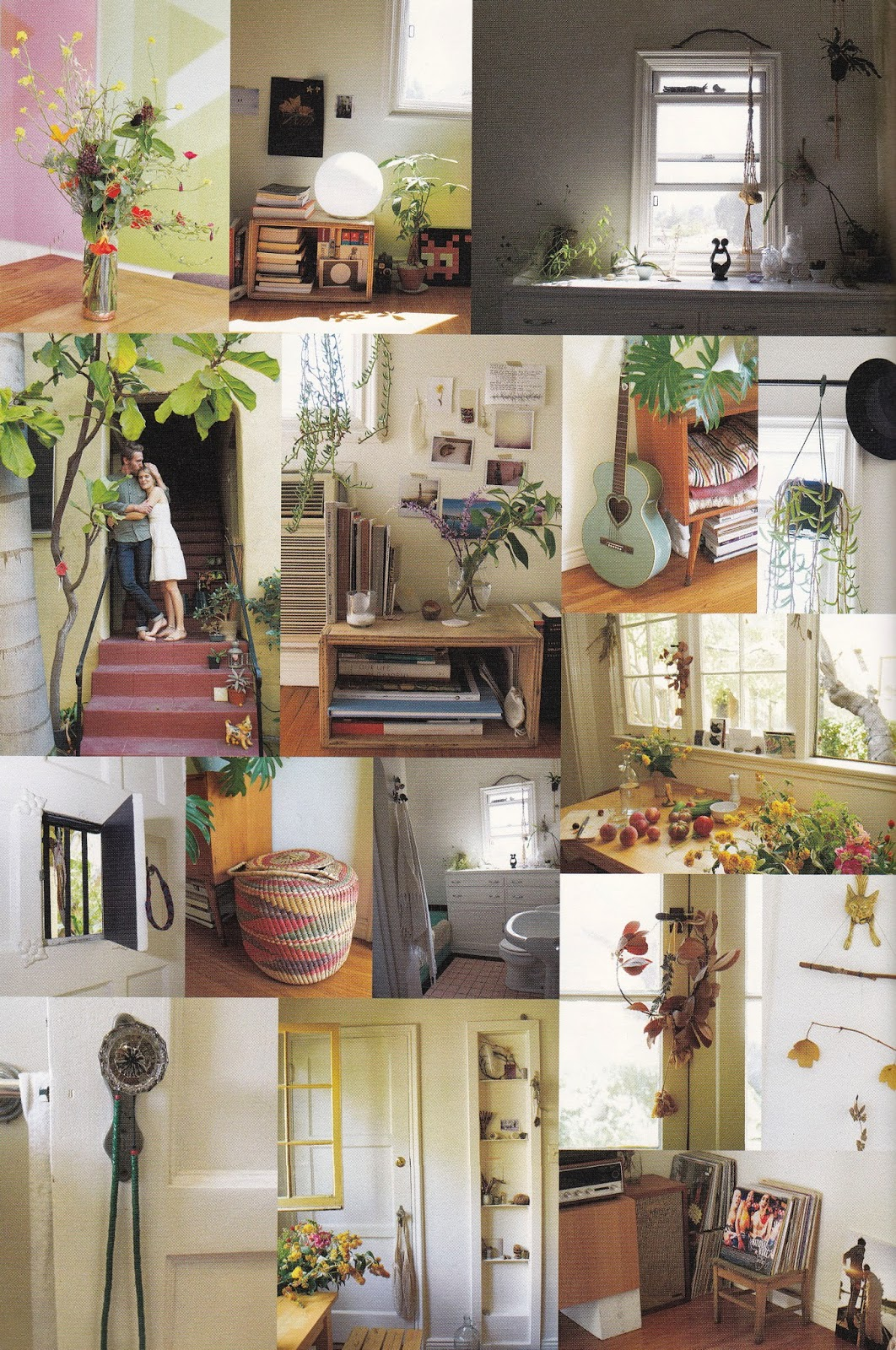 Living Style Magazine tigers to lilies california style vol 2