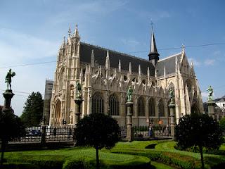 Notre Dame du Sablon de Bruselas