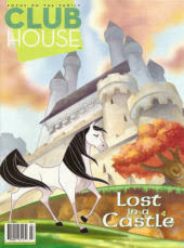 Lost in a Castle, my 1st mag pub