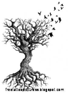 Tree Tattoo Designs on Pinterest