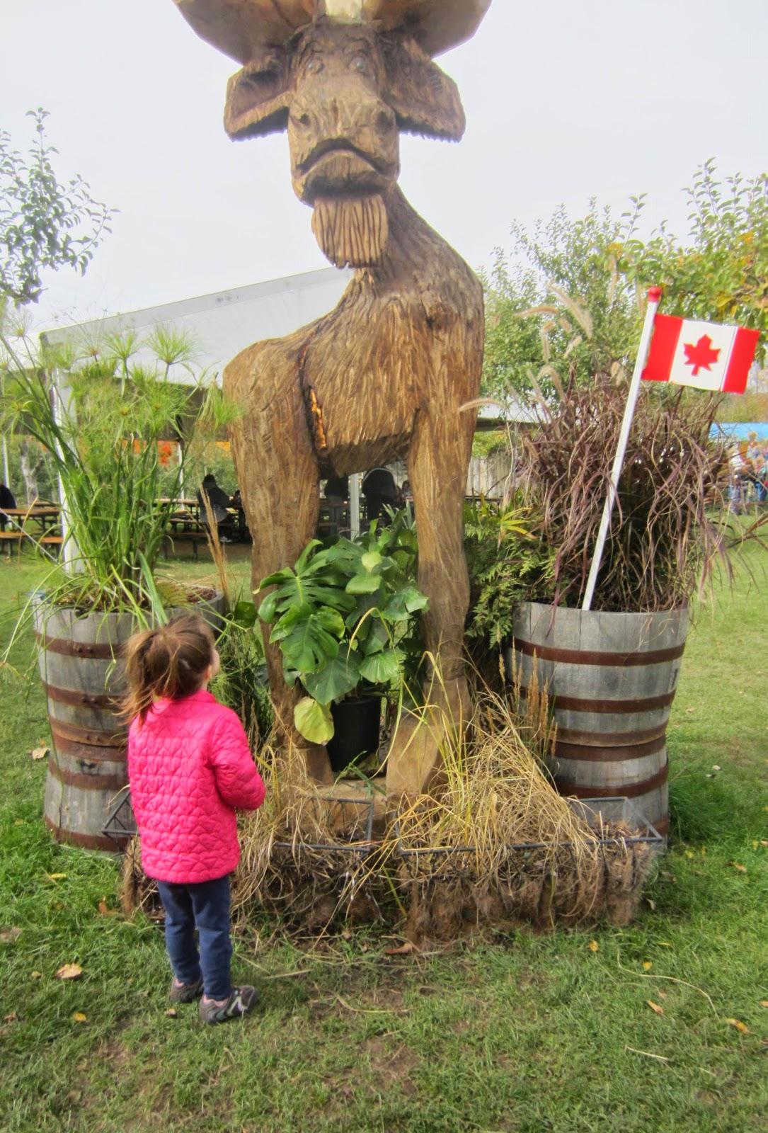 Chudleigh's Farm Moose