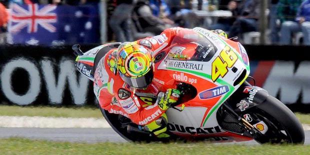 Valentino Rossi Merasa Masih Memiliki Harapan