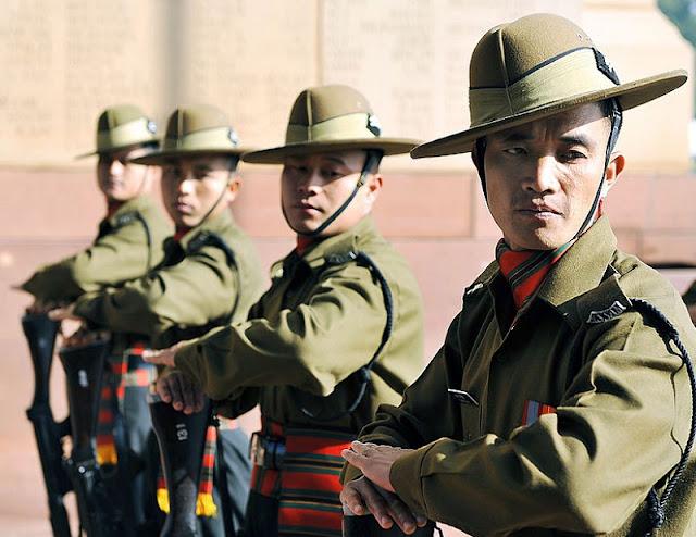 Ciekawostki z armii indyjskiej czyli relacja Dinesha