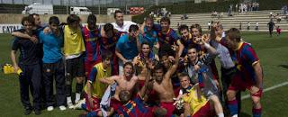 Barcelona Juvenil A 2011