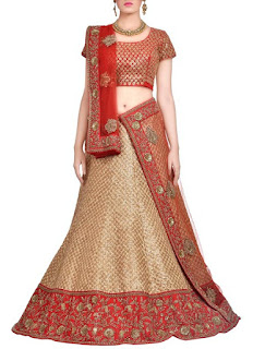 Latest Aqua Blue Net Bridal Lehenga | New Handwork Lehenga Blouse