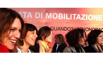"""""""MAI PIÙ COMPLICI"""" FIRMA LA  PETIZIONE PER FERMARE IL FEMMINICIDIO"""