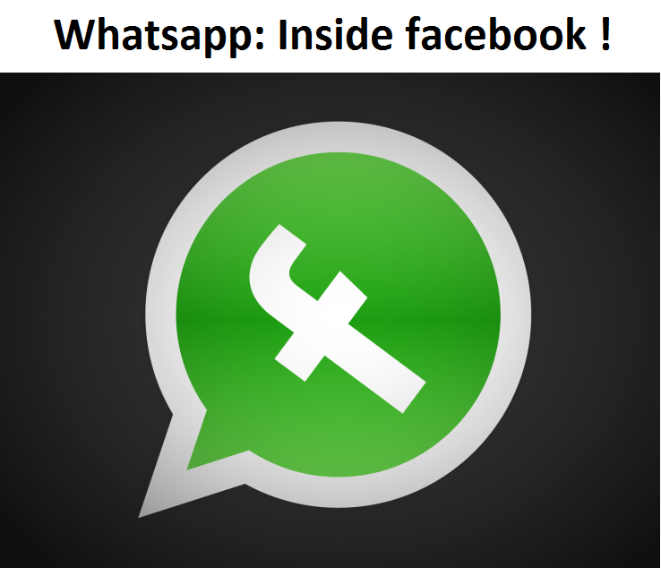 facebook buys watsapp San francisco: in a jolt to facebook, whatsapp co-founder and ceo  been  whatsapp since 2011 -- well before the facebook acquisition.