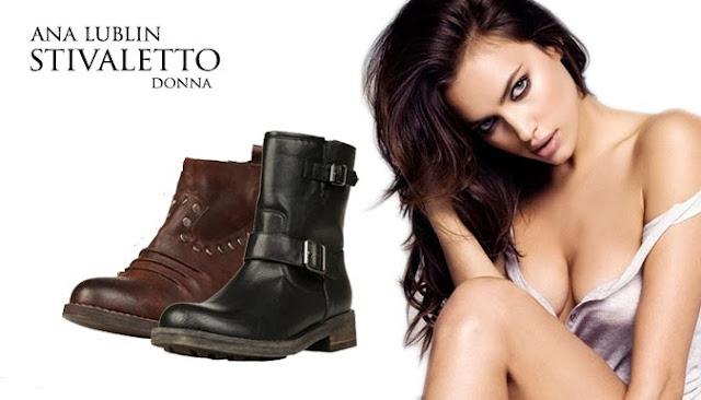 ana lublin, le calzature moderne e grintose!!
