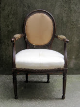 Gustavian armchair