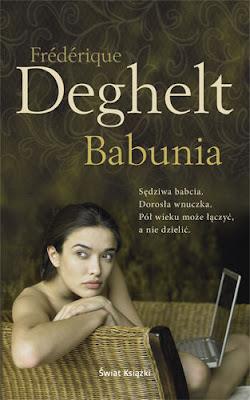 "Frédérique Deghelt – ""Babunia"""""