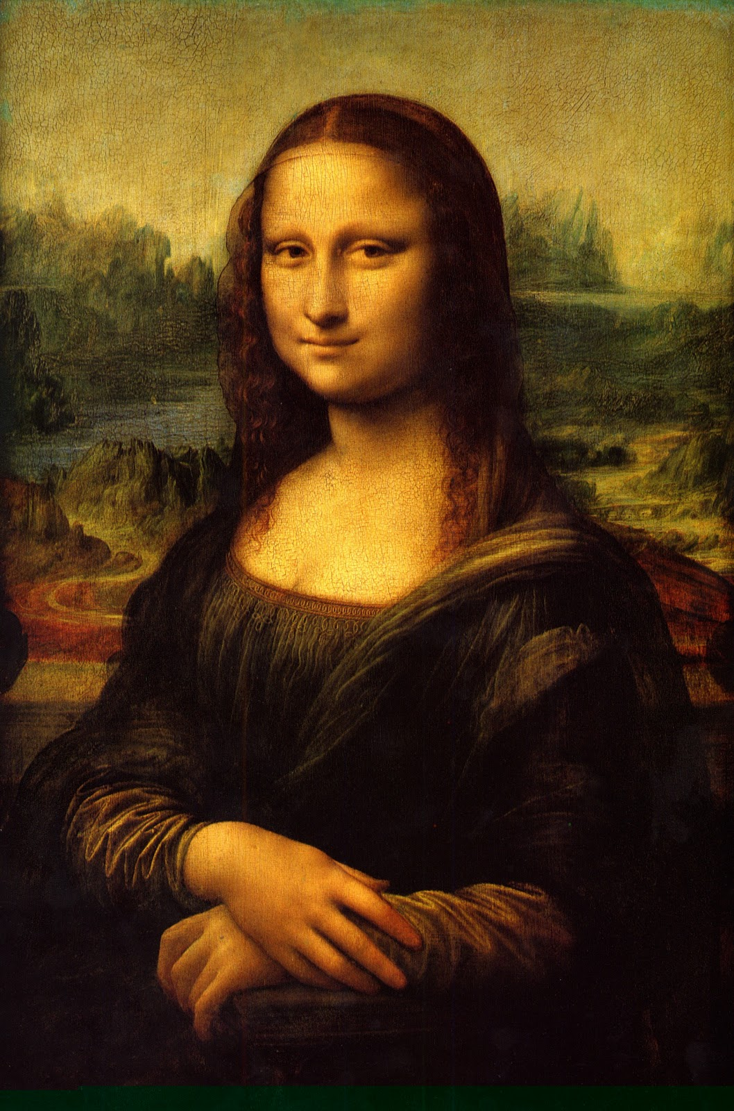 African Arts with Taj: March 2012 Da Vinci Mona Lisa