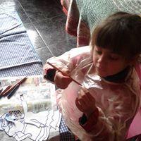 Hora Creativa Individual para Niños