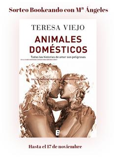 "Sorteo ""Bookeando con Mª Ángeles"""