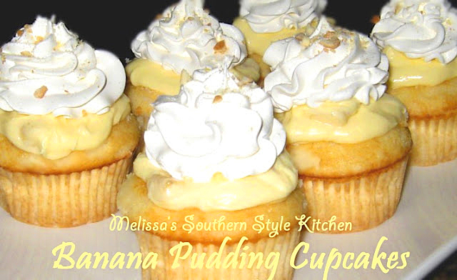 vanilla pudding cupcakes from scratch