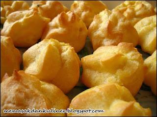Resep Kue Lebaran | Sus Goreng Keju