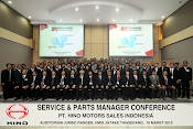Service & Parts Manager Conference 2015
