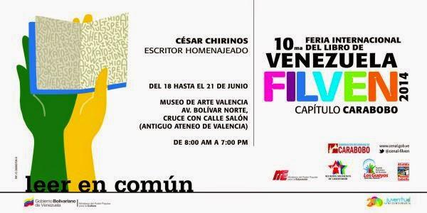 10° FILVEN 2014 Carabobo