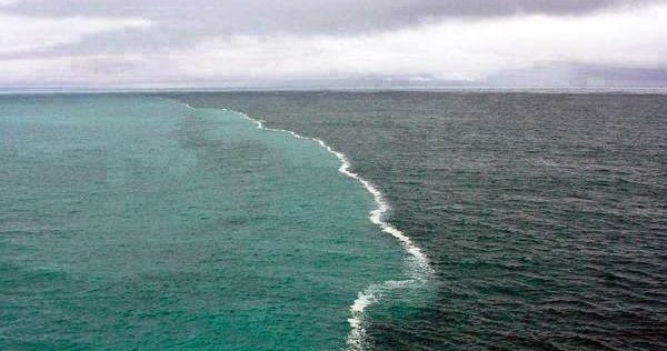 Here Are 12 Points In The World Where Major Bodies Of Water Join ...