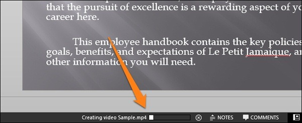 new tips to create video presentation with powerpoint