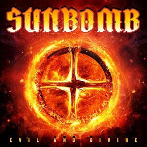 Sunbomb, Evil And Divine (Frontiers Records May 14, 2021)