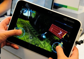 bermain game dengan tablet android