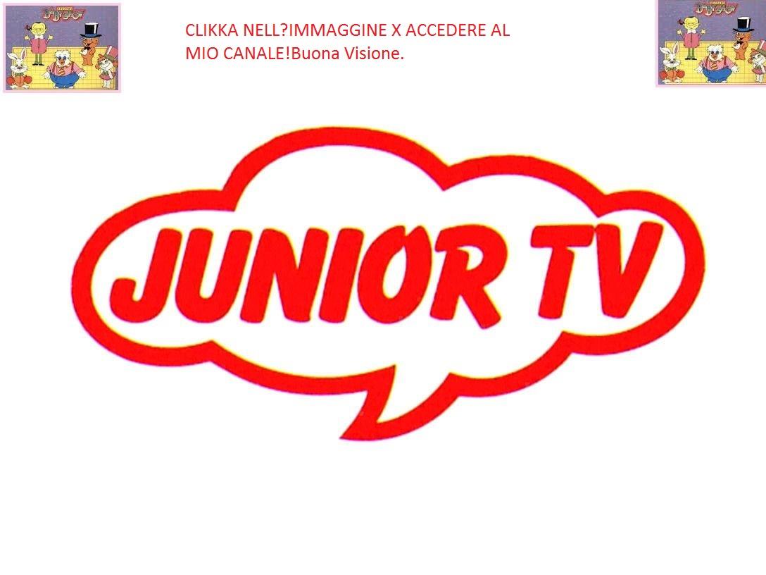 Cartoni animati anni junior tv