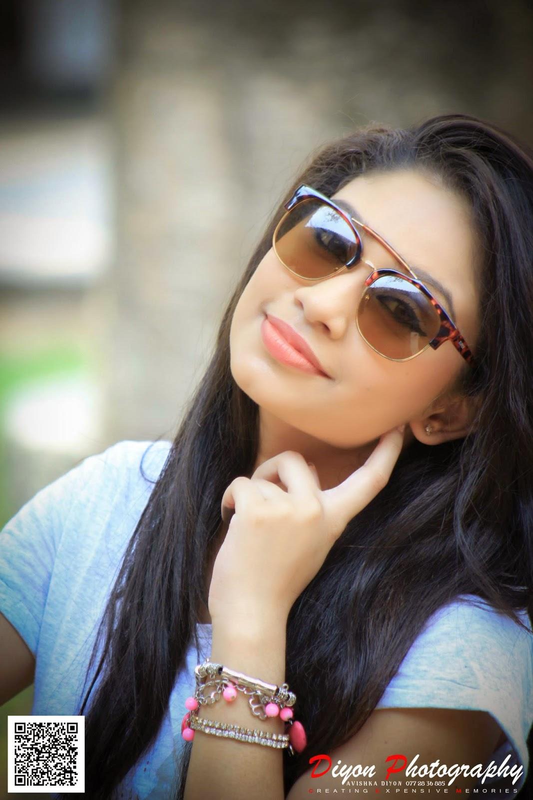 Shehani Kahandawala cute