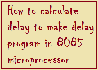 how to make a program delay on startup