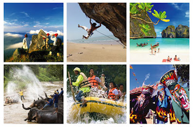 Thailand best tourist spots