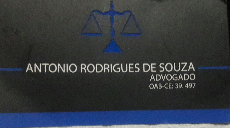 ADVOGADO DR ANTONIO RODRIGUES