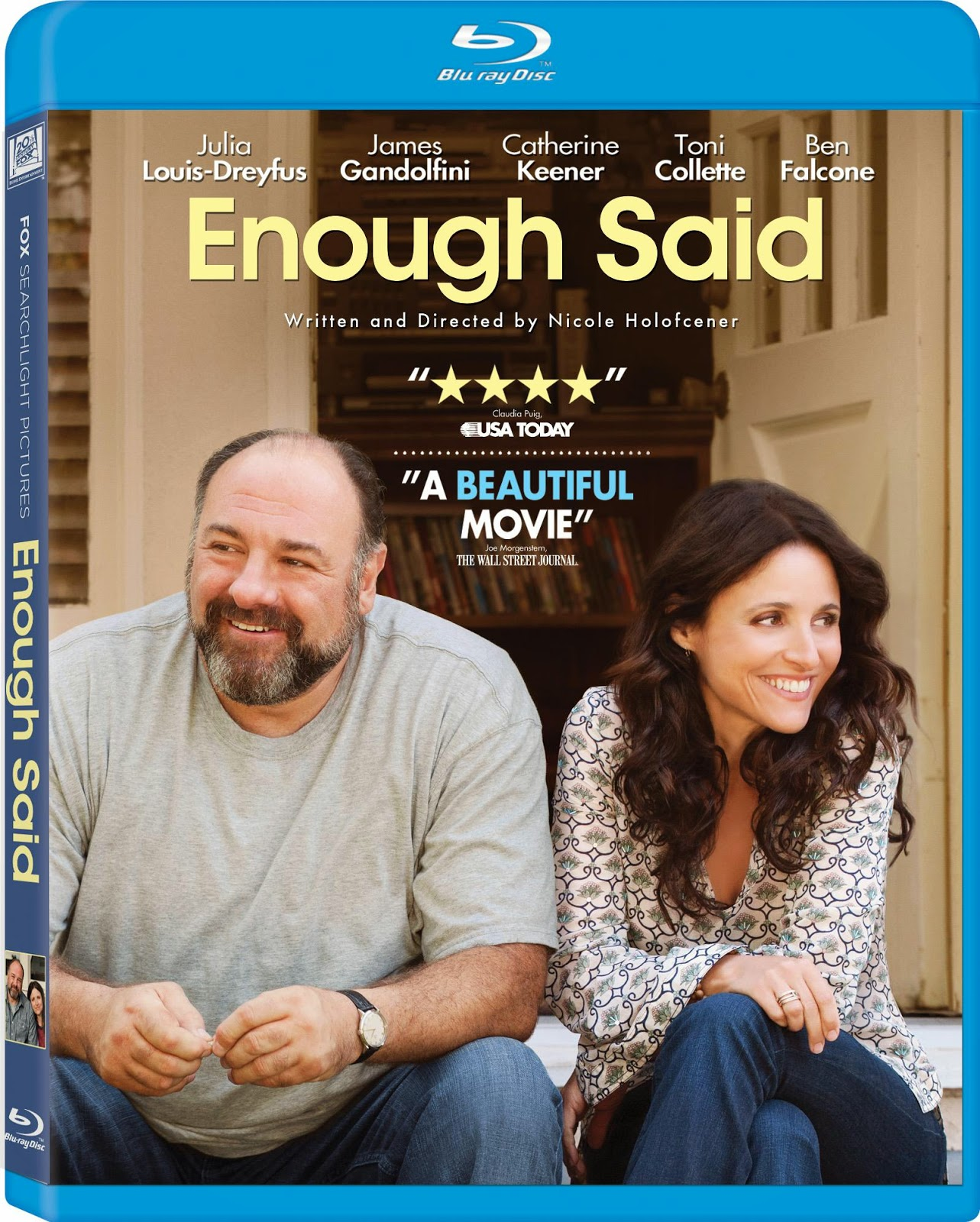 http://www.amazon.com/Enough-Said-Blu-ray-Gandolfini/dp/B00FZ4KT84/