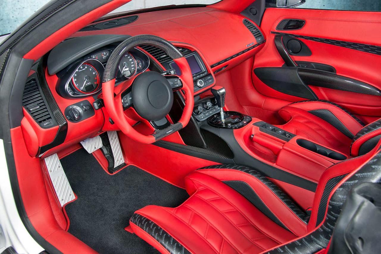 Audi R8 Review & Image