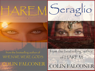 Harem by Colin Falconer