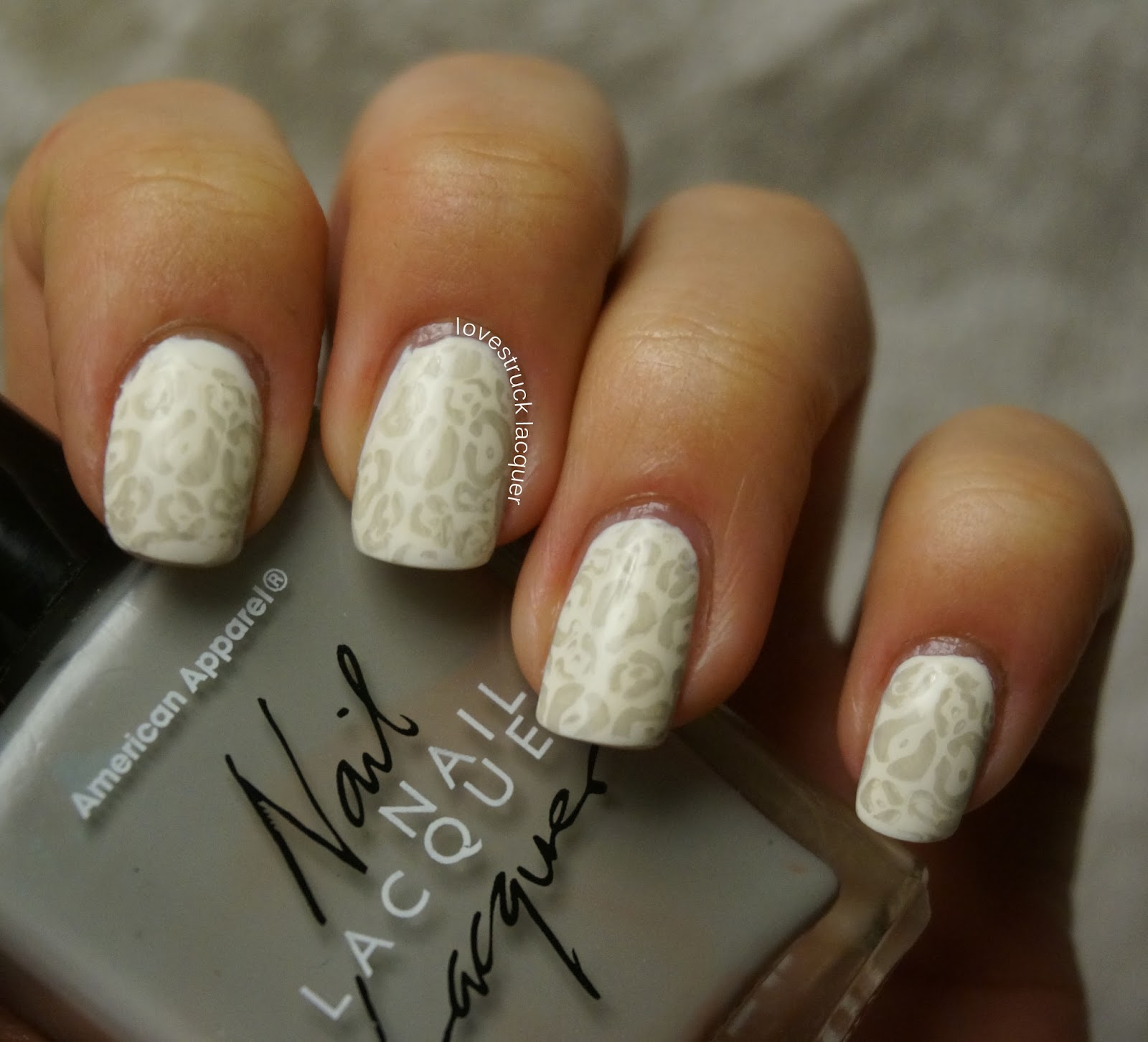 Lovestruck Lacquer: Busy Girl Nails Winter Nail Art Challenge ...