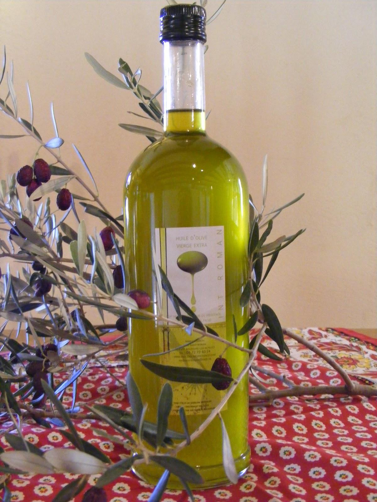 Huile d 39 olive aop vall e des baux de provence for Huile d olive salon de provence