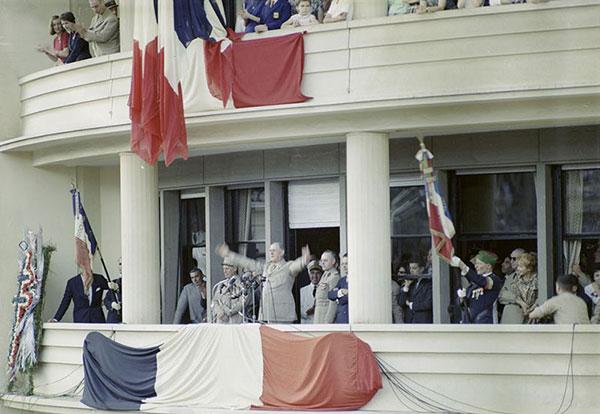 خرافة الوعد الفرنسي للجزائر بالاستقلال
