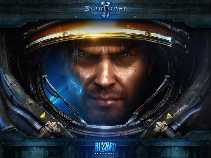 Tela de abertura do jogo.