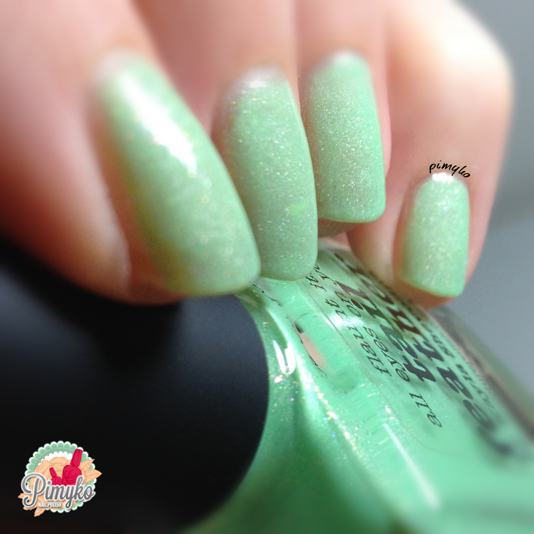 "pimyko ""Tail Feather"" by Picture Polish"