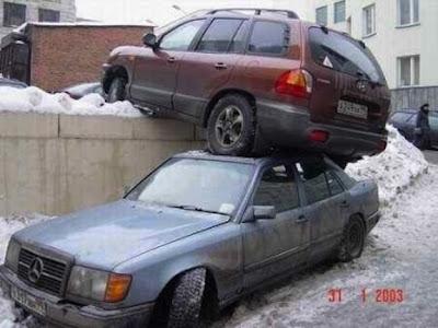 أسوء موقف للسيارات