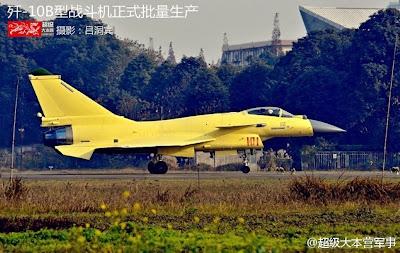 PLAAF J-10B