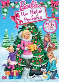 Barbie: Um Natal Perfeito – Dublado