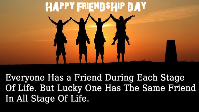 Best Friendship Day Quotes With Images In English : Famous happy friendship day quotes status in